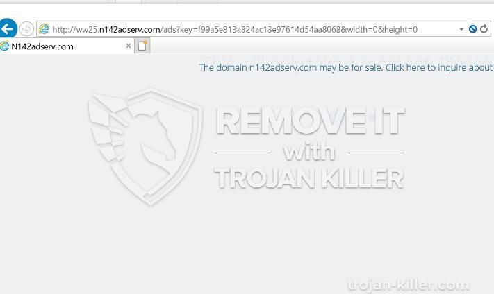 remove N142adserv.com virus