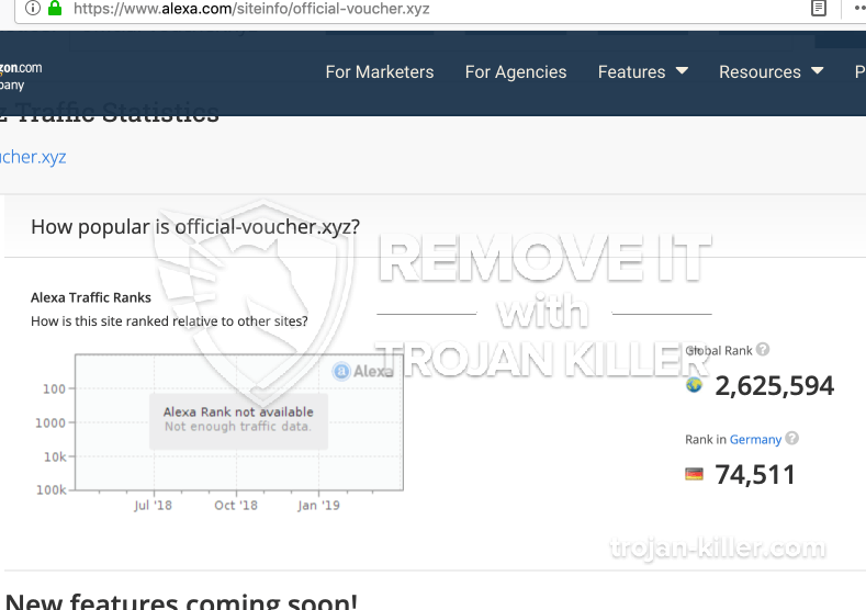 remove Official-voucher.xyz virus