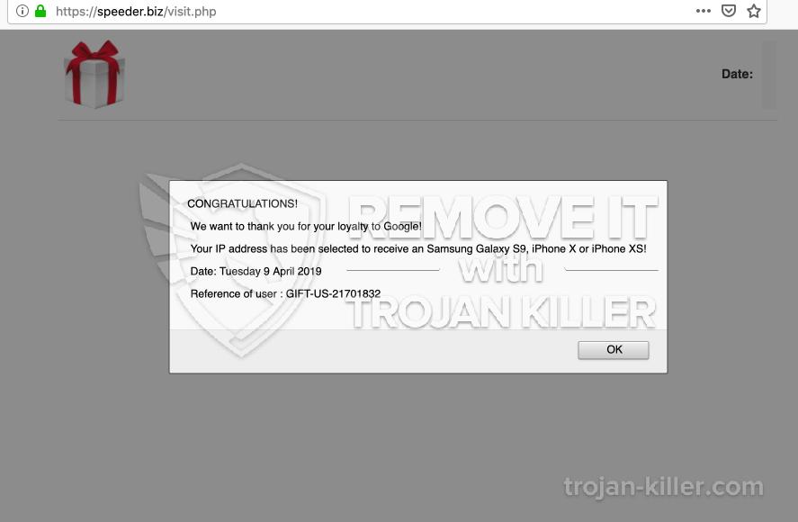 remove Speeder.biz virus