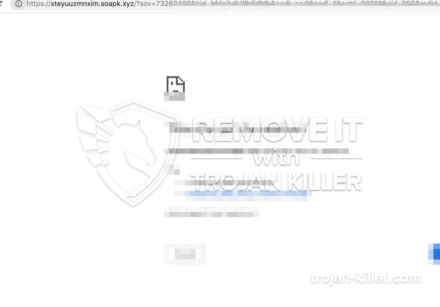 remove Soapk.xyz/?sov virus
