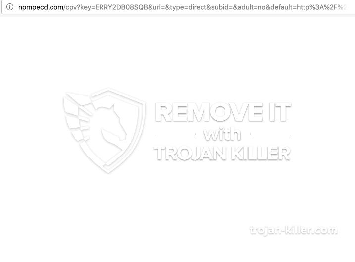 remove Npmpecd.com virus