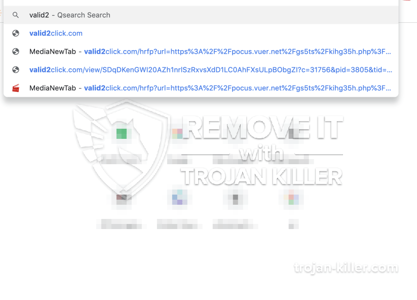 remove Valid2click.com virus