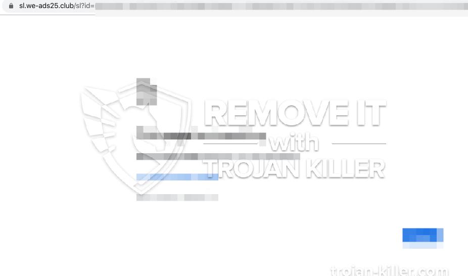 remove We-ads25.club virus