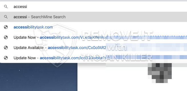 remove Accessibilitytask.com virus