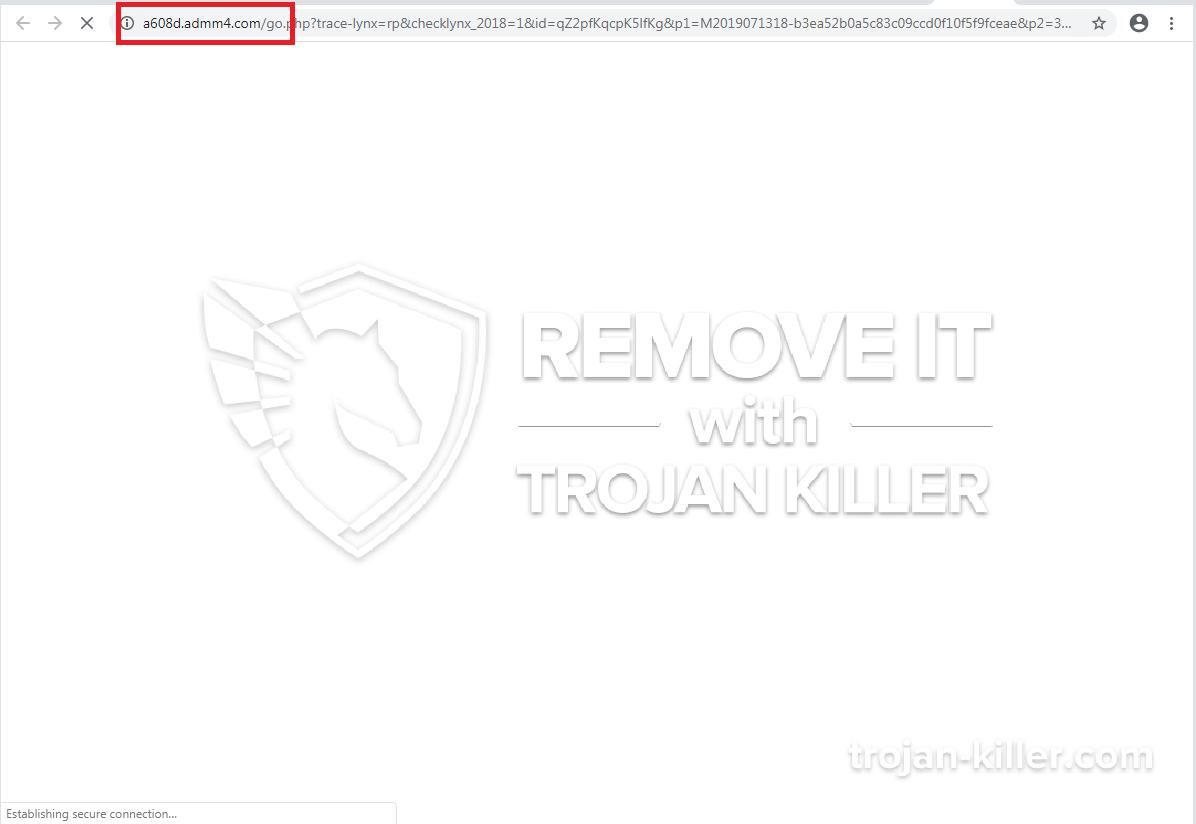 remove Admm4.com virus