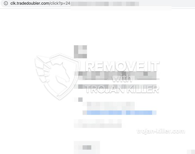 remove Clk.tradedoubler.com virus