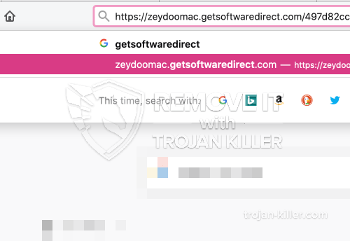 remove Getsoftwaredirect.com virus