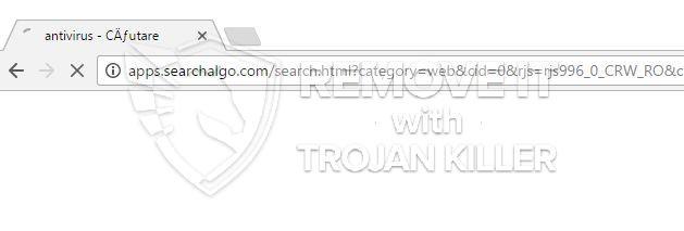 remove Apps.searchalgo.com virus