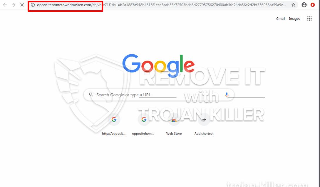 remove Oppositehometowndrunken.com virus