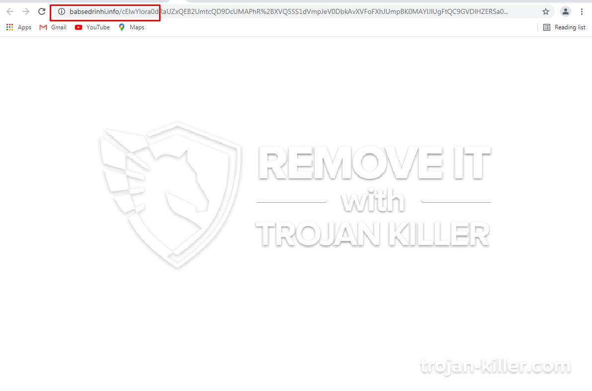 remove Babsedrinhi.info virus