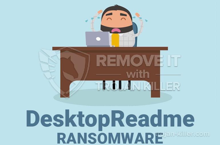 DesktopReadme virus