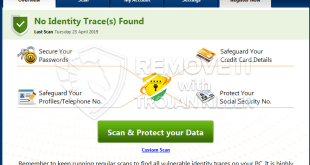 ITL Identity Protector fake optimization tool (removal guide).