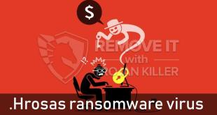 How to remove .Hrosas Ransomware