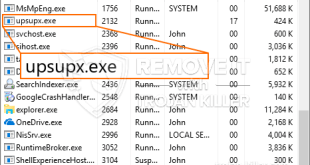 Simple Guide To Remove Upsupx.exe Miner From Your PC