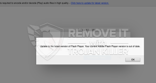 Your2contentflashupgrades.icu fake Adobe Flash Player update alert removal.