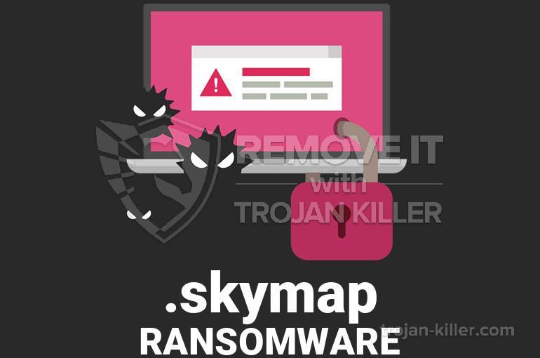 .SkyMap Virus
