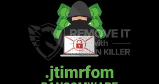 Remove .Jtimrfom Virus Ransomware (+File Recovery)