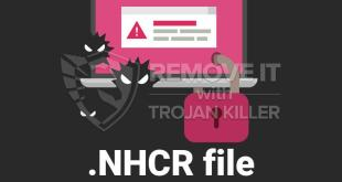 Remove .NHCR Virus Ransomware (+File Recovery)