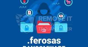Remove .Ferosas Virus Ransomware (+File gendannelse)