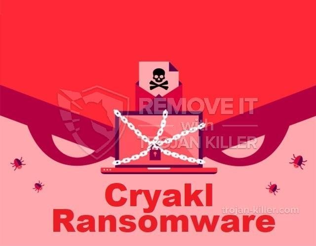 CRYAKL (antichrist666@tutamail.com) virus