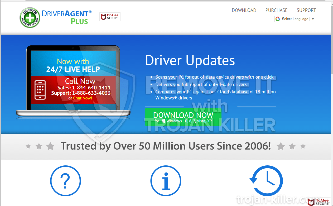 Hvad er DriverAgent Plus?