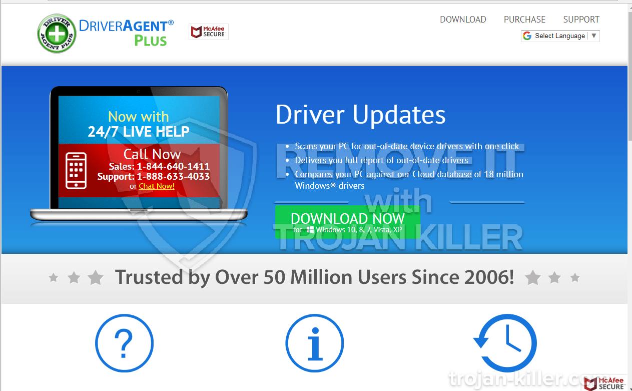 Wat is DriverAgent Plus?