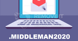 Remove .MIDDLEMAN2020 Virus Ransomware (+파일 복구)