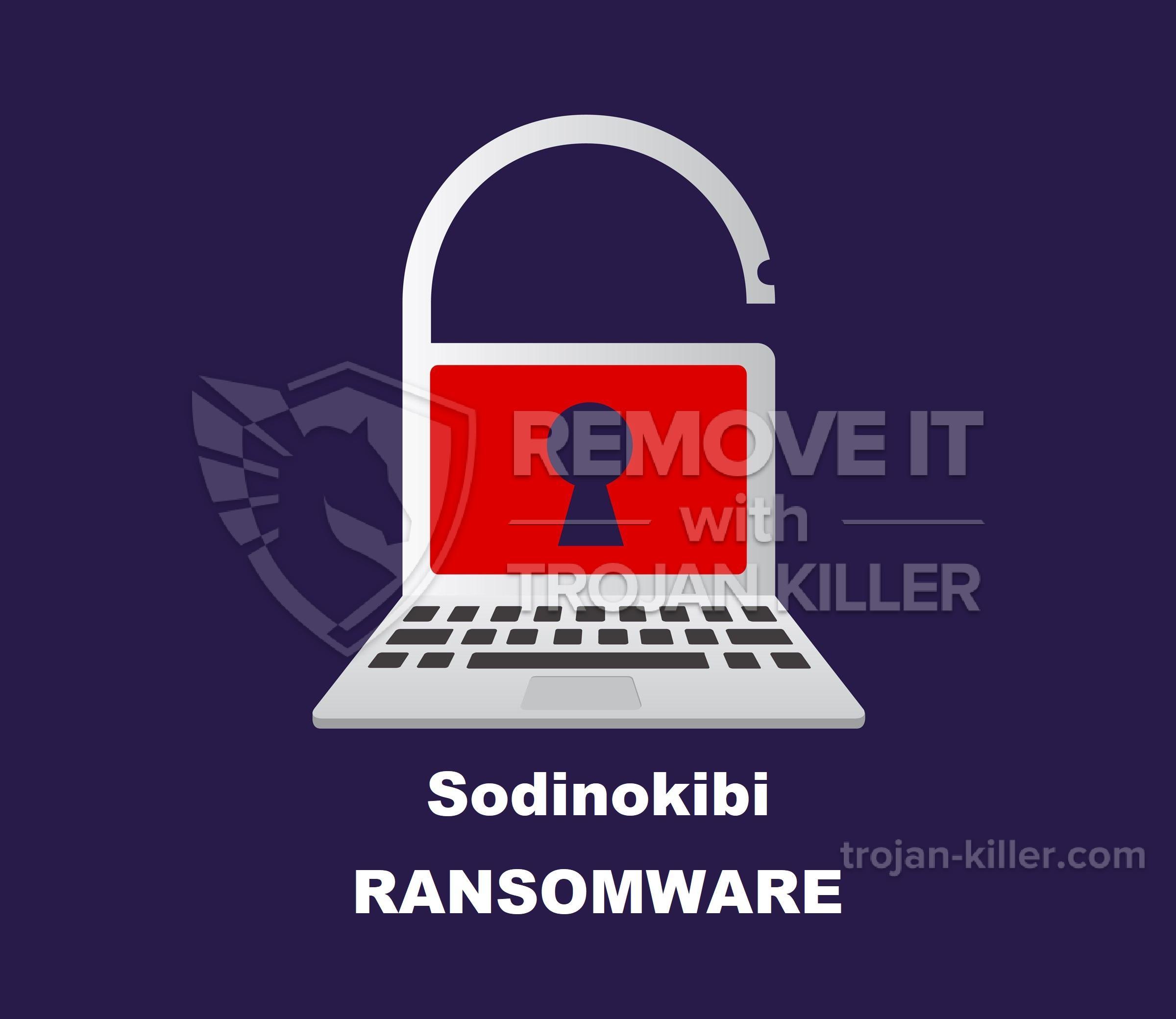 Sodinokibi (Tilfældig forlængelse) Virus