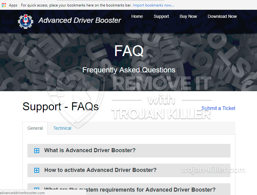 What is Advanced Driver Booster?