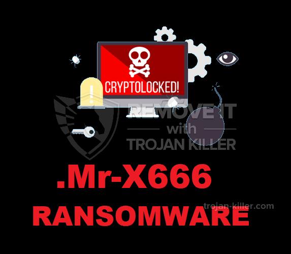 .virus de Mr-X666