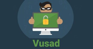 Remove Vusad Virus Ransomware (+File gendannelse)