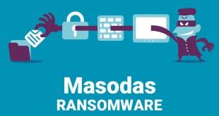 Retire Masodas virus ransomware (+Recuperación de archivo)