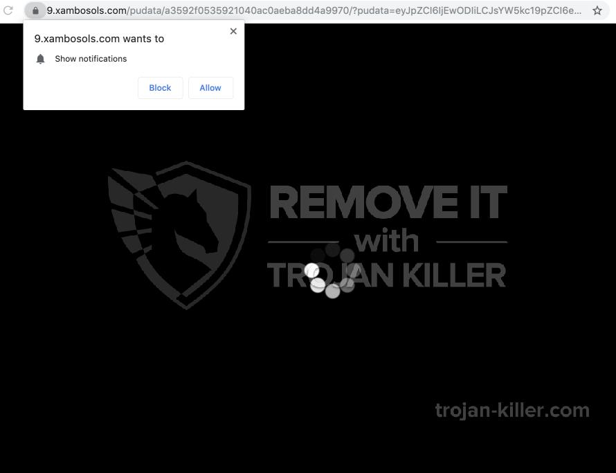 Xambosols.com virus