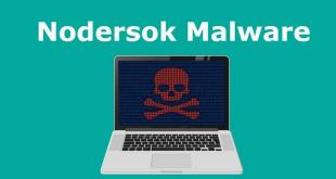 New Nodersok or Divergent malware