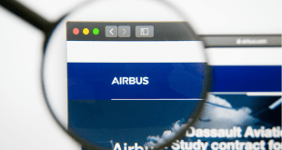 Avivore aangevallen Airbus