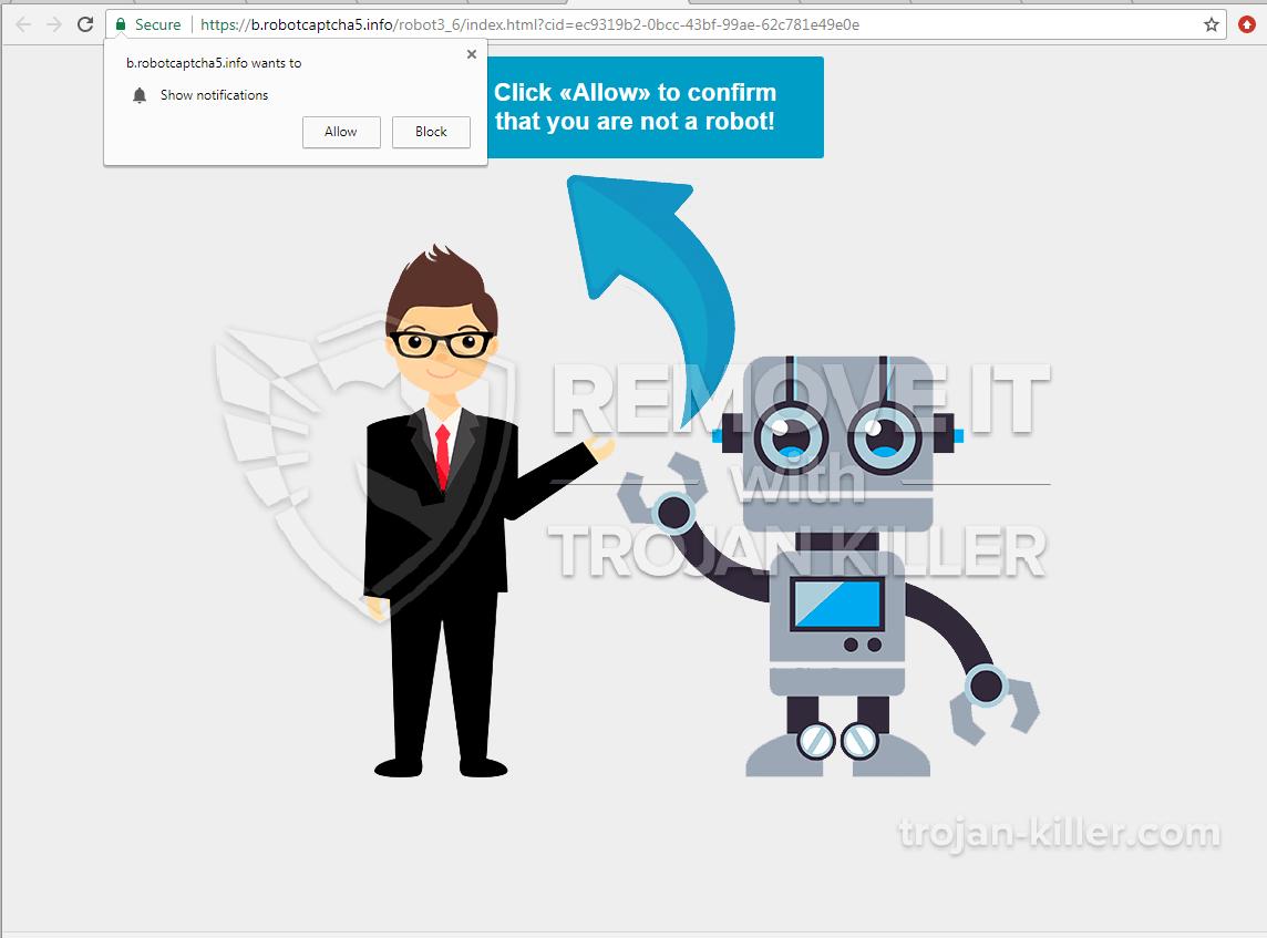 virus Robotcaptcha5.info