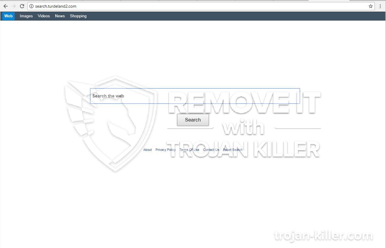 Turdeland2.com virus