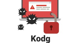 Remove Kodg Virus Ransomware (+File gendannelse)