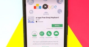 Keyboard malware for Android