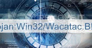 How to remove Trojan:Win32/Wacatac.B virus?