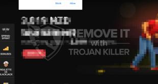 Hoe te Betchan19.com casino site advertenties verwijderen?