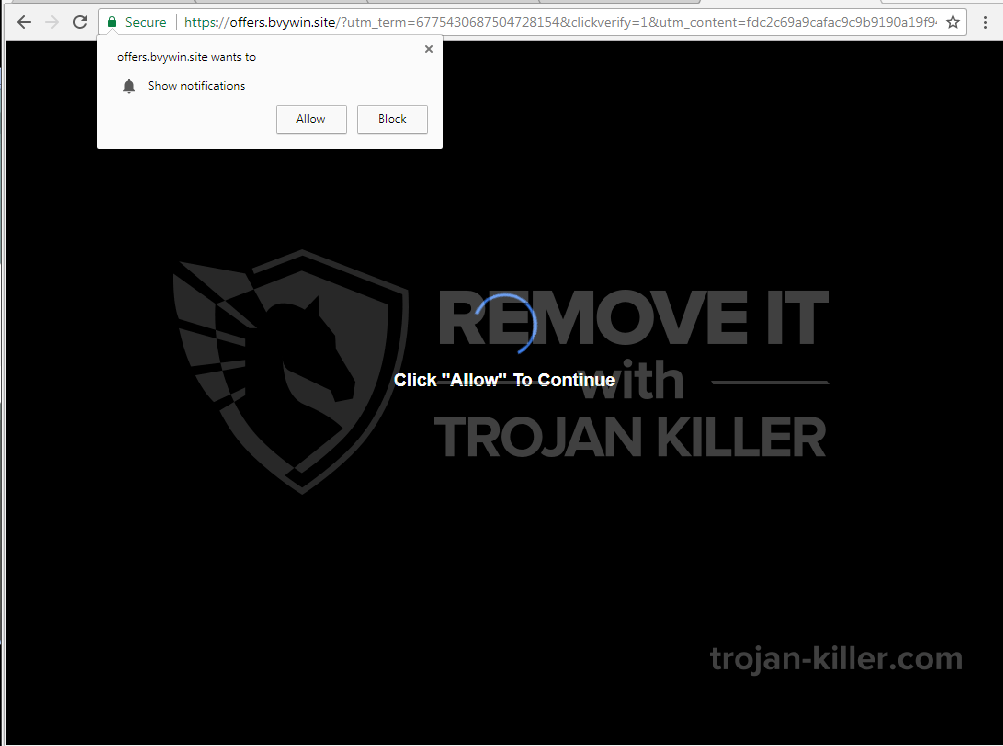 Bvywin.site virus