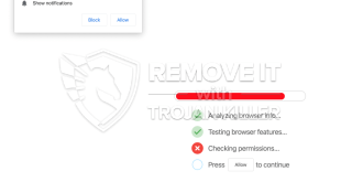 Ticcopioidyou.info 표시 알림을 제거하는 방법