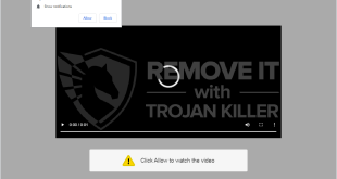 How to remove Topvideo.online notifications