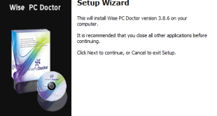 Wise PC Doctor-fidus (afinstallere guide).