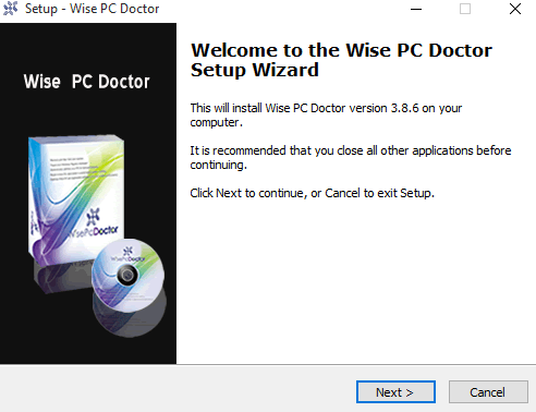 Wise PC Doctor scam