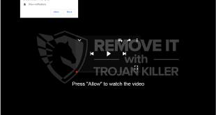 Remova os anúncios pop-up Checkvd.com