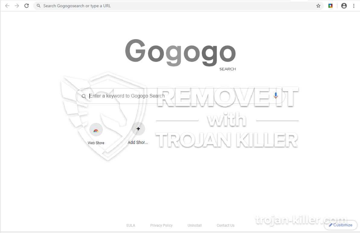 Gogogosearch.com-Virus