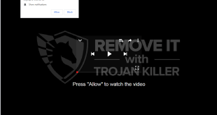 How to remove Oojk.pro Show notifications