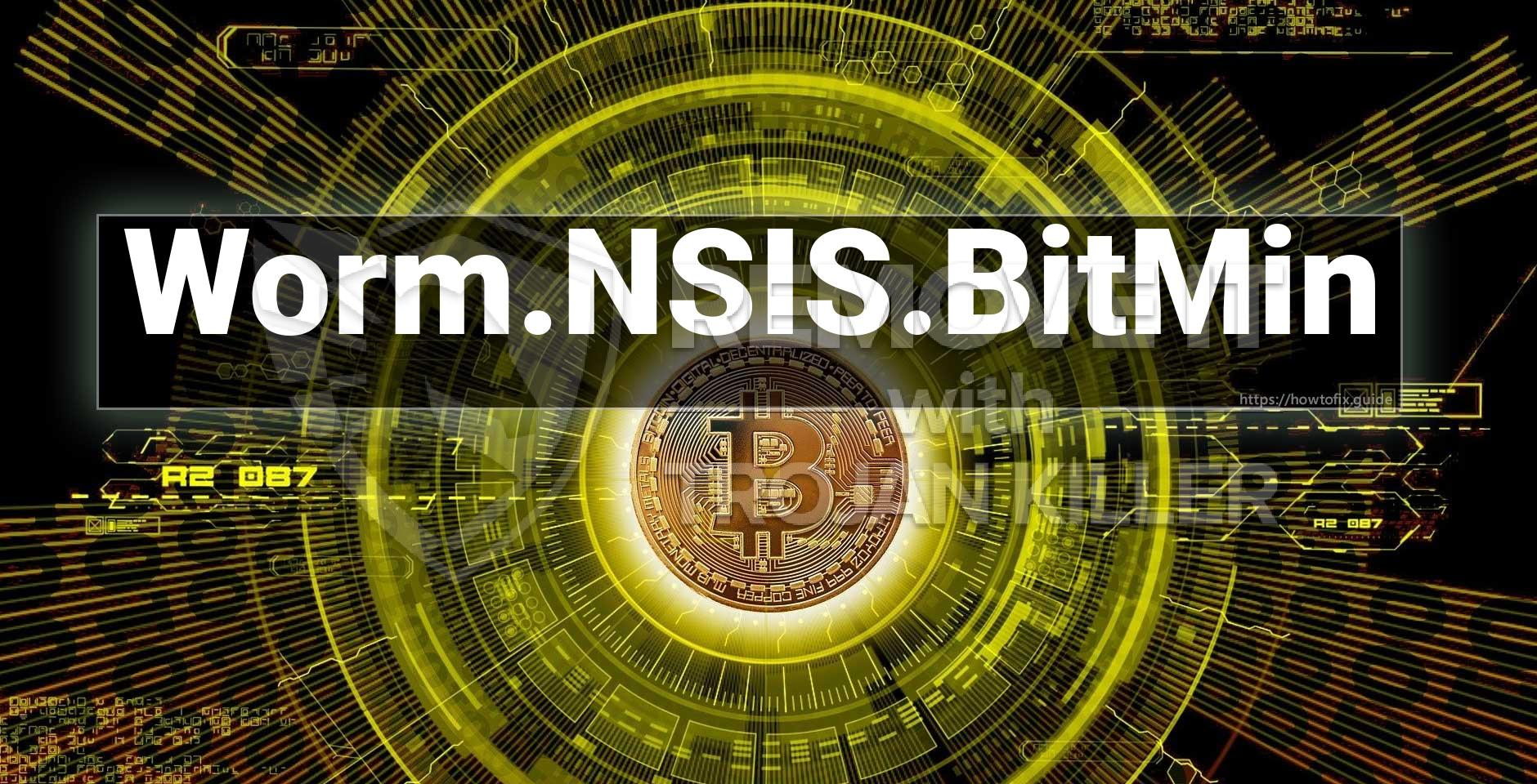 What is Worm.NSIS.BitMi?